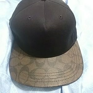 Coach Baseball Hat
